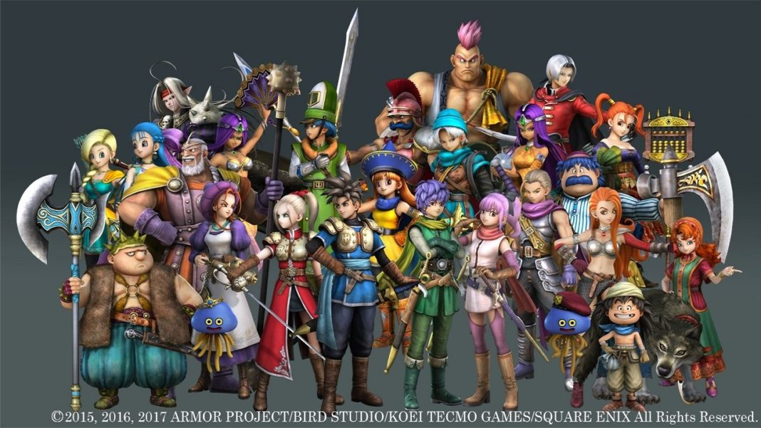 Dragon Quest Heroes III