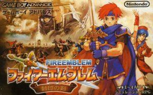 Fire Emblem Blinding Blade