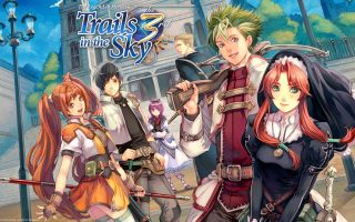 Trails in the Sky the 3rd