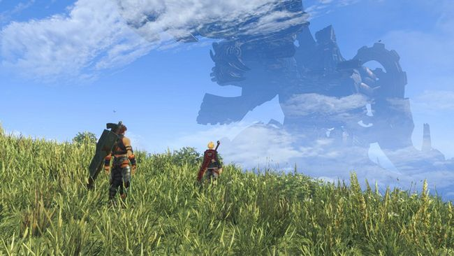 Xenoblade Chronicles Definitve Edition