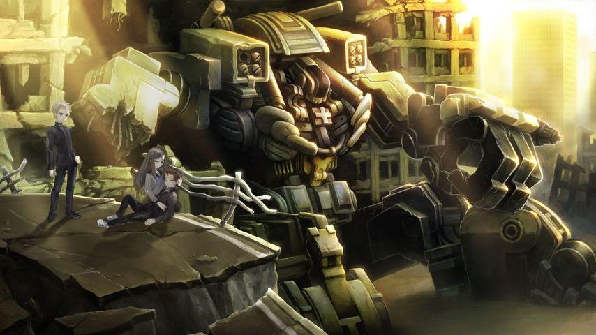 13: Sentinels: Aegis