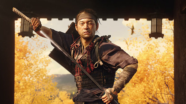 """Bande-annonce """"A Storm is Coming"""" de  Ghost Of Tsushima !"""
