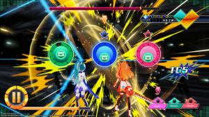 Neptunia Combat 1