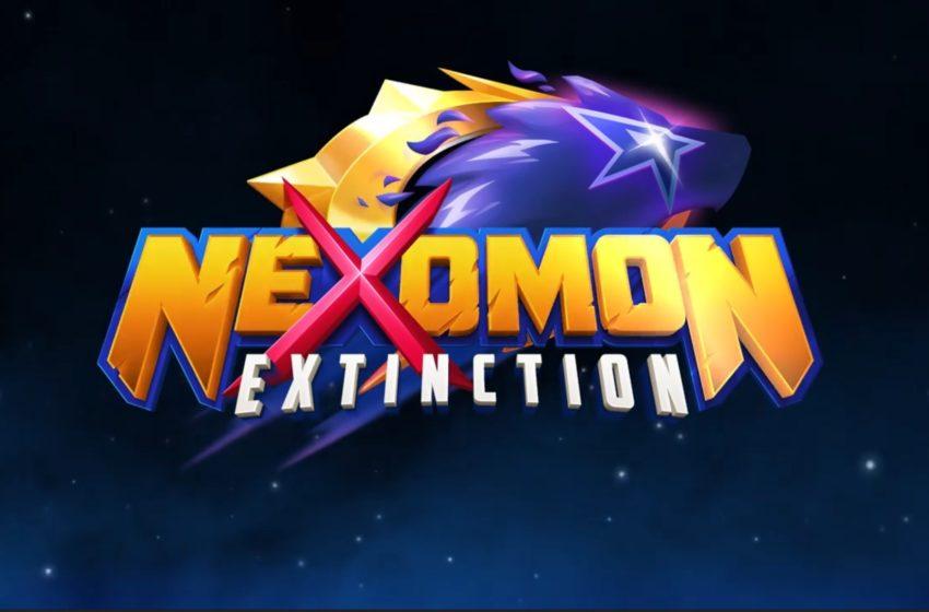 les 9 premiers Nexomons