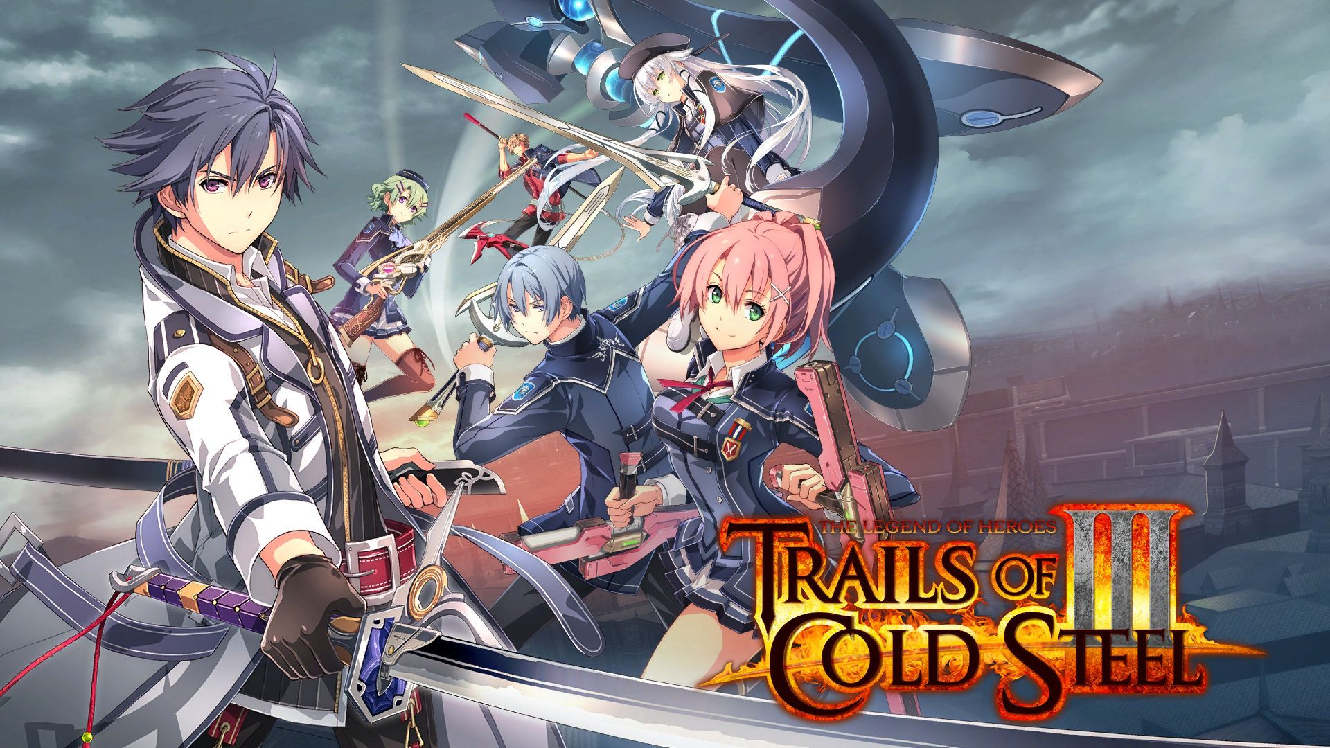 The Legend of Heroes : Trails of Cold Steel III est disponible sur Switch !