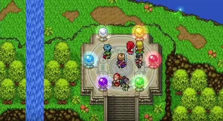 Dragon Quest XI S - 2D