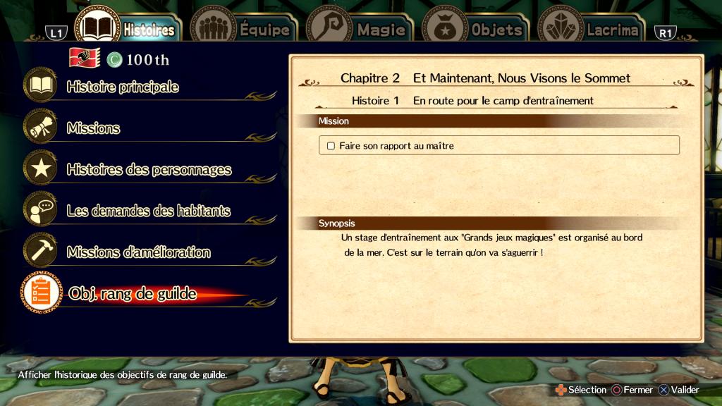 Fairy Tail RPG