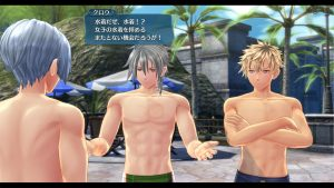 Hajimari no Kiseki - Vacation at the Beach 1