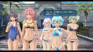Hajimari no Kiseki - Vacation at the Beach 2