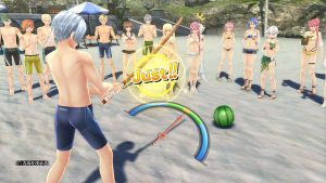 Hajimari no Kiseki - Watermelon Splitting 1