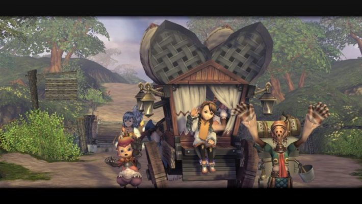 Crystal Chronicles