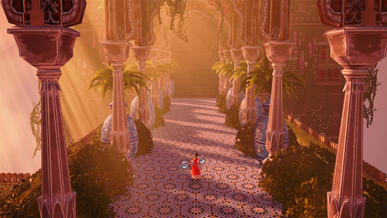 Jeux Raji : An ancient Epic