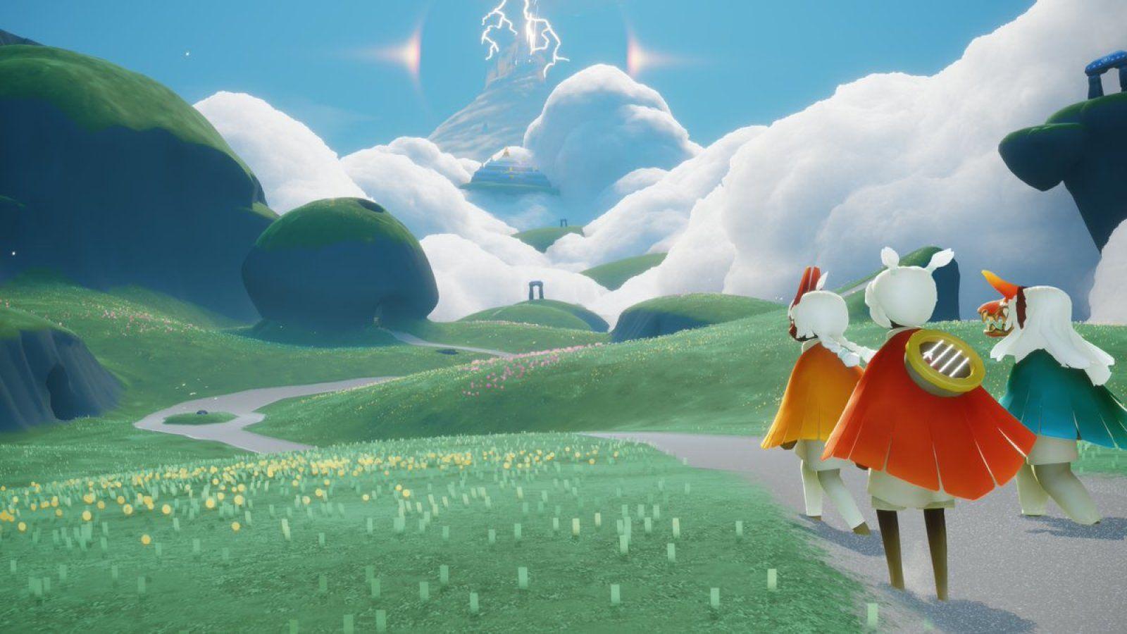 Sky : Children of light 2