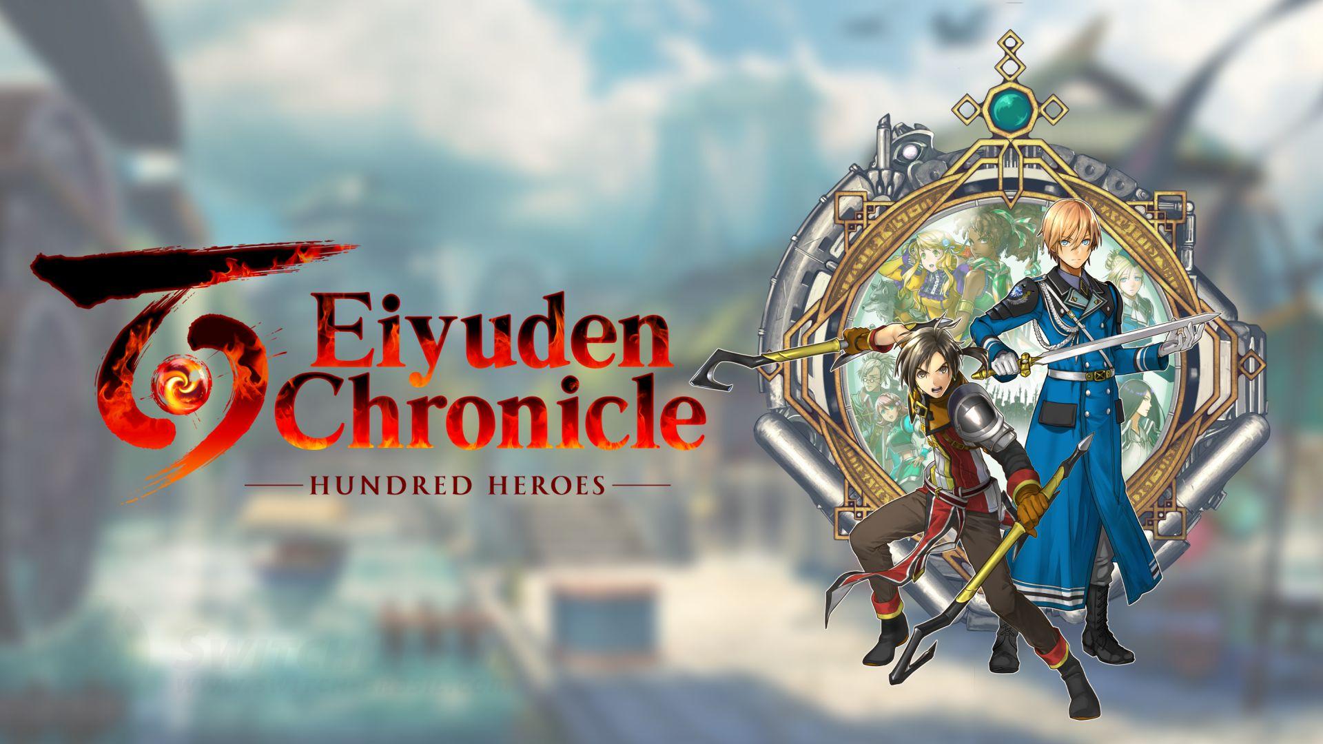 Eiyuden Chronicles jeu