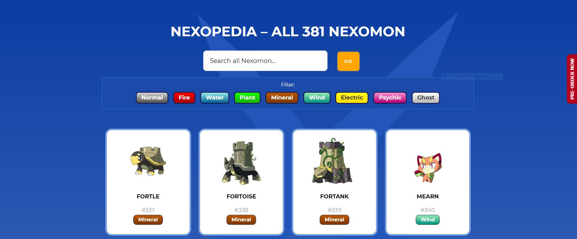 Nexopedia