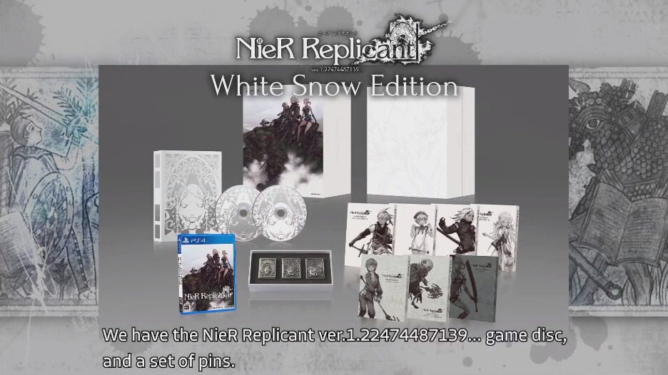 Tgs 2020 Une Date De Sortie Pour Le Nouveau Nier Replicant Jrpgfr Drakengard focuses on the whole world and most of the times has one straight storyline, while nier is. tgs 2020 une date de sortie pour le