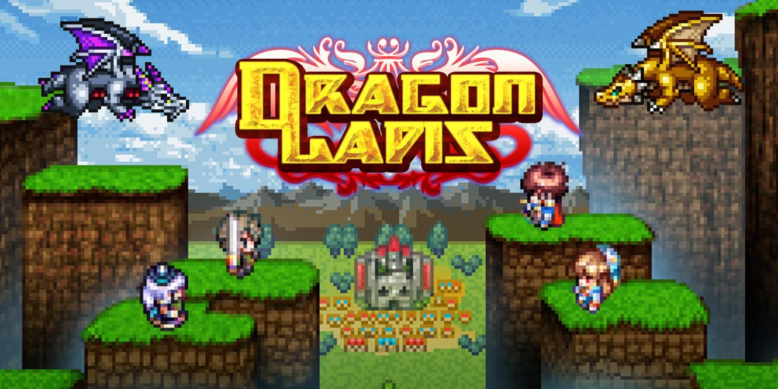 Kemco Dragon Lapis