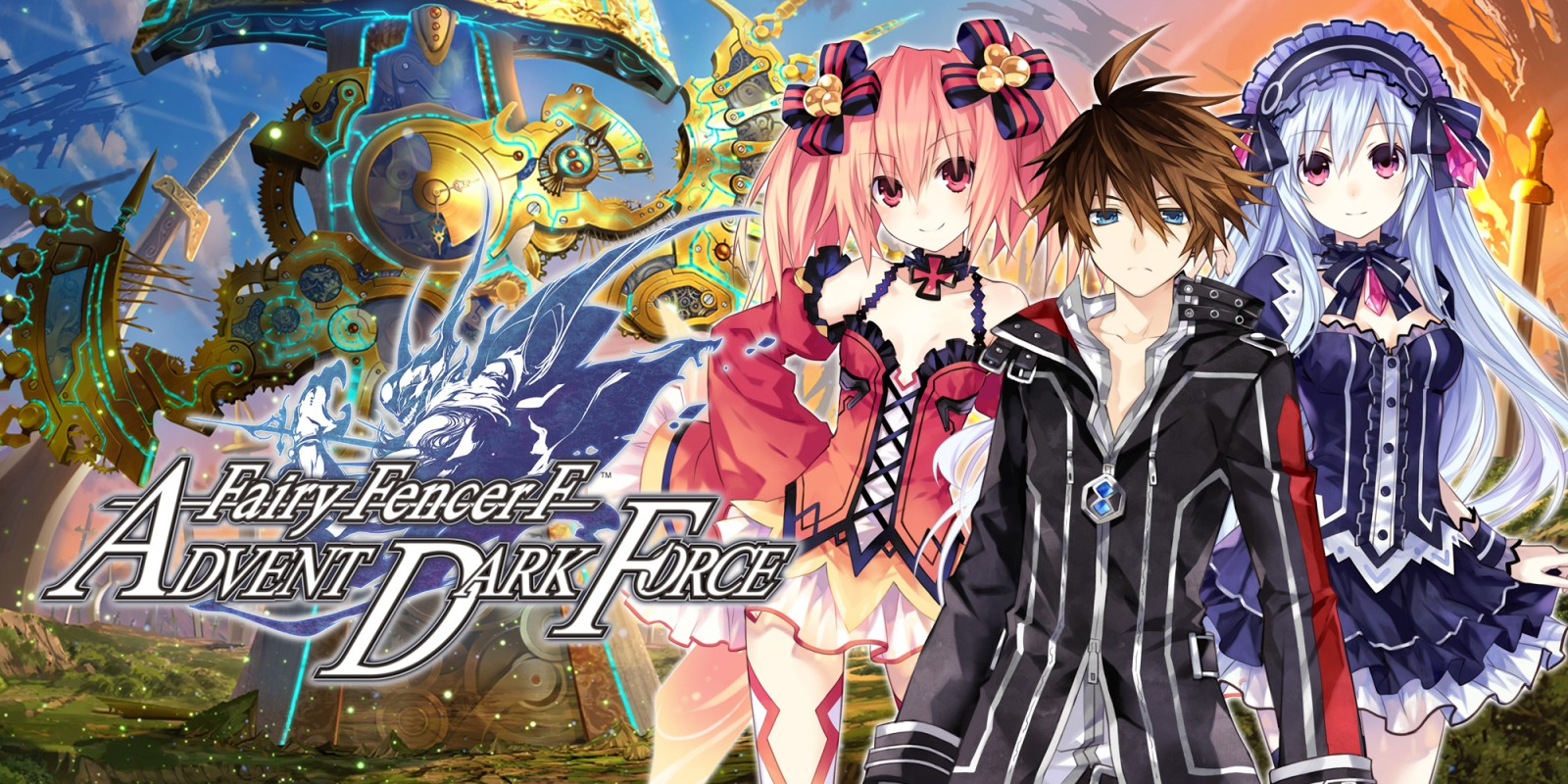 Fairy Fencer : Advent Dark >Force