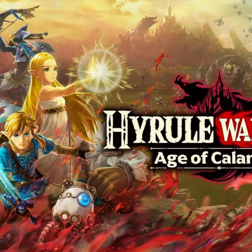 Hyrule Warriors : Age of Calamity