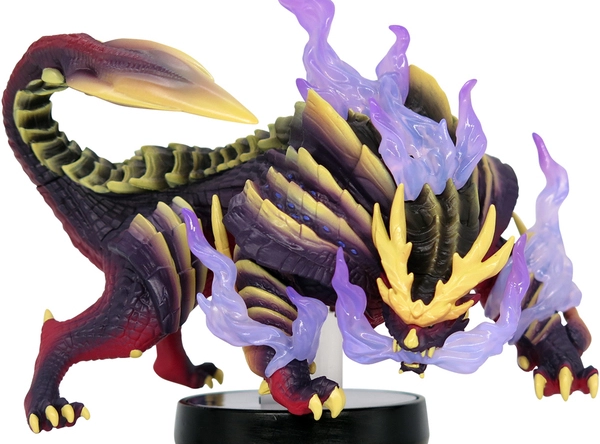 Amiibo Monster Hunter