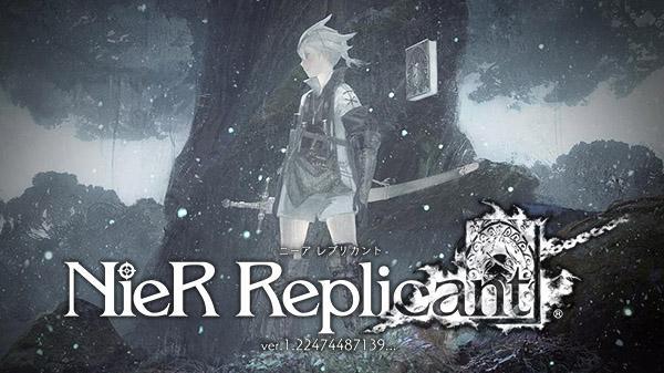 Square Enix NieR Replicant