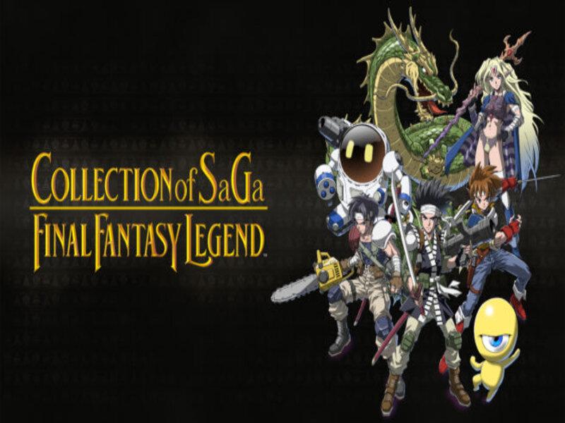 Square Enix Collection of SaGa
