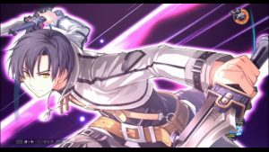 Trails of Cold Steel Joshua