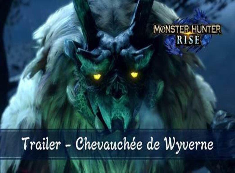 Démo gratuite Monster Hunter Rise