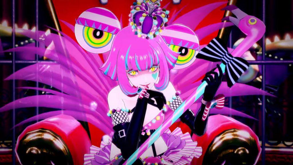 Persona 5 Strikers : Alice