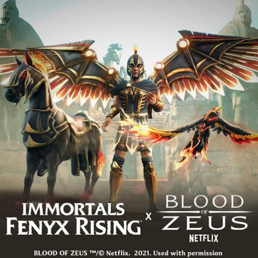 Immortal Fenyx Rising