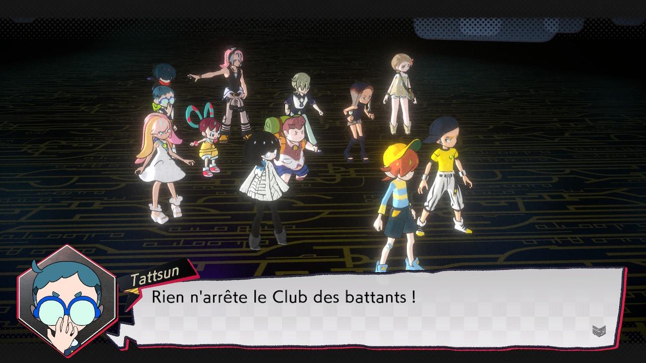 World's End Club - Le Club des Battants