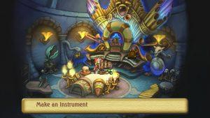 Legend of Mana forge