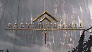 Square Enix Prensents - Babylon's fall