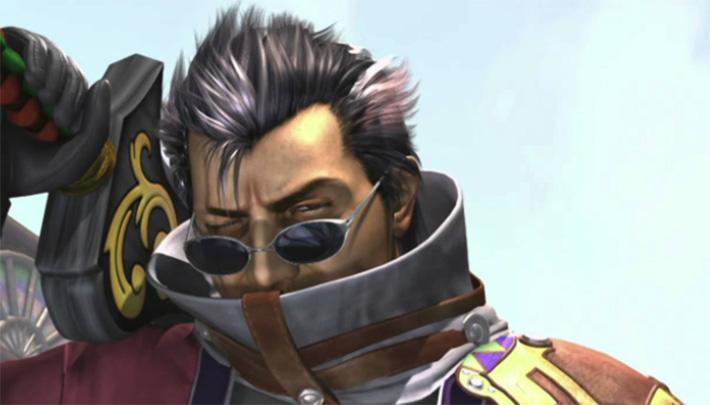 Final Fantasy X tidus auron